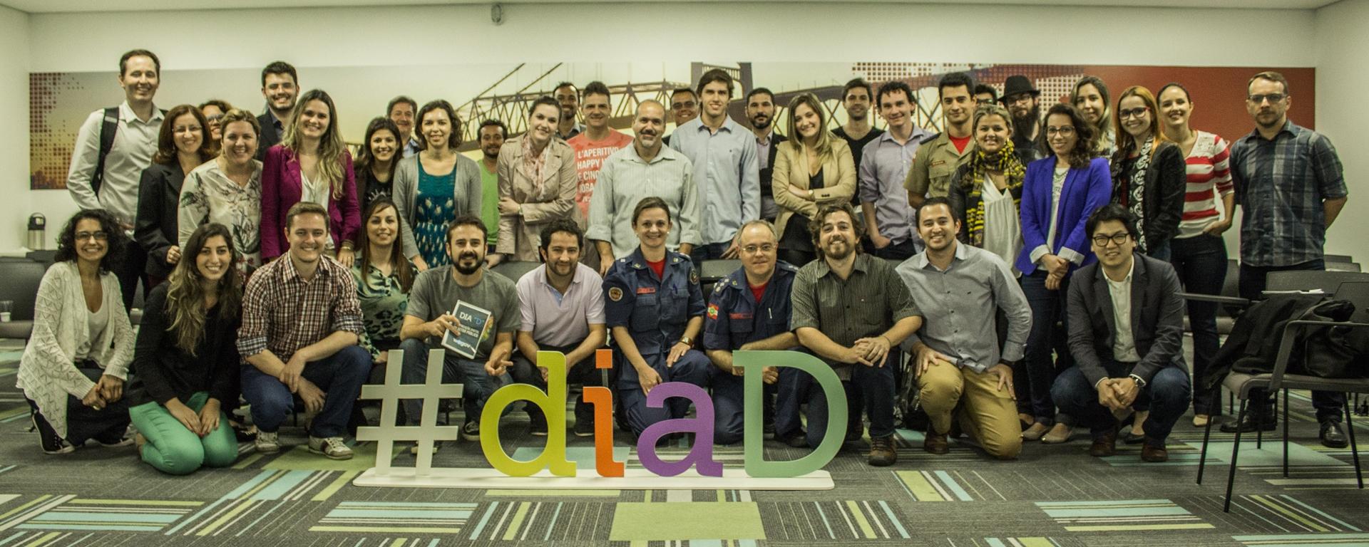 Dia D – Comunicação Digital no Setor Público
