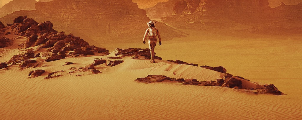 Comunicação: Perdidos em Marte
