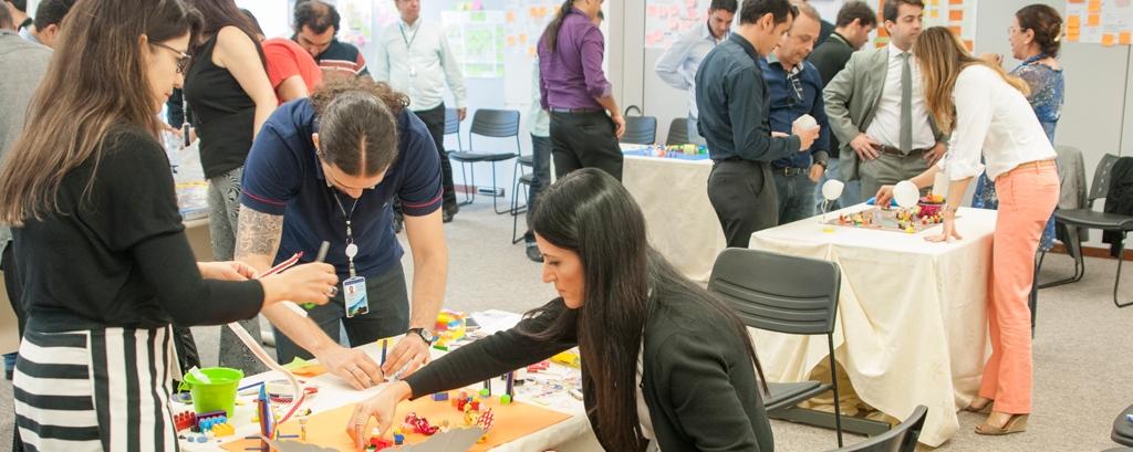 """O """"cenário"""" dos laboratórios de inovação no setor público"""