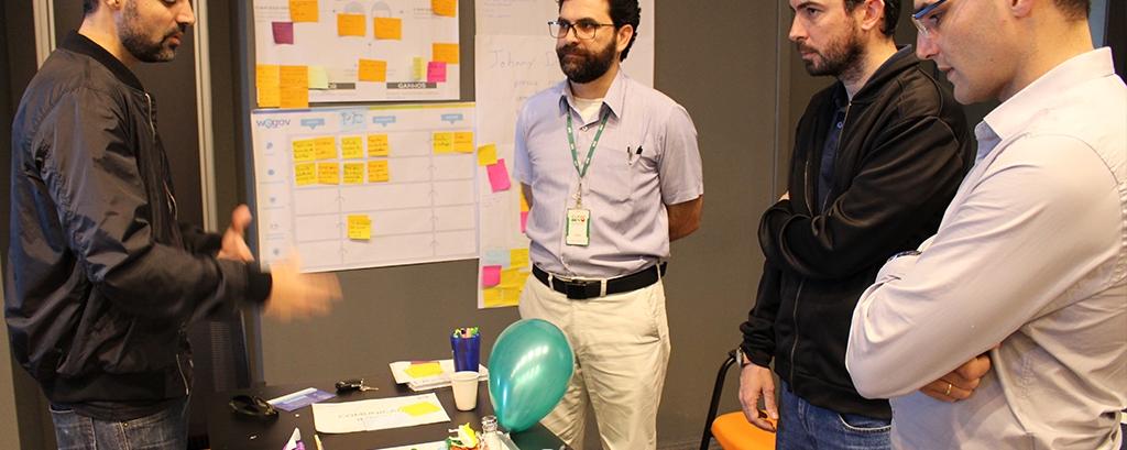 Oficina Design Thinking