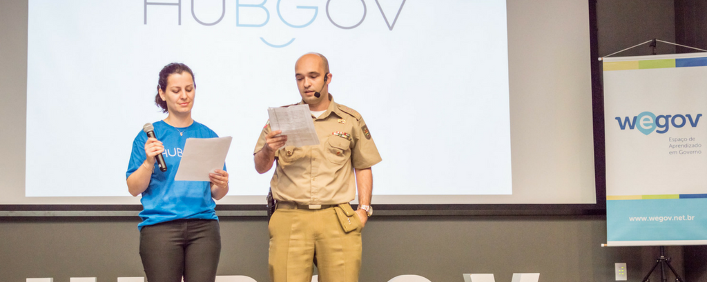 HubGov Stories: Depoimento dos oradores