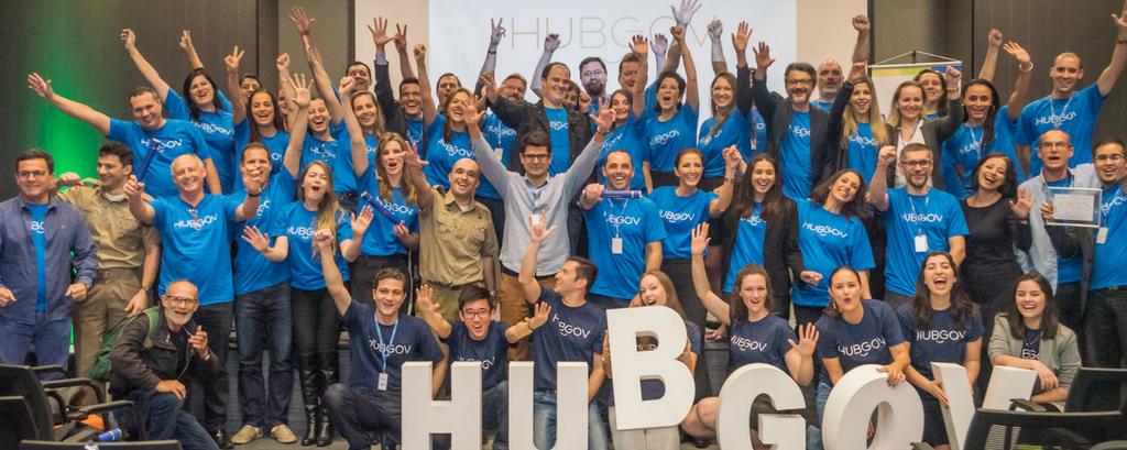 Encerramento do Programa HubGov 2017
