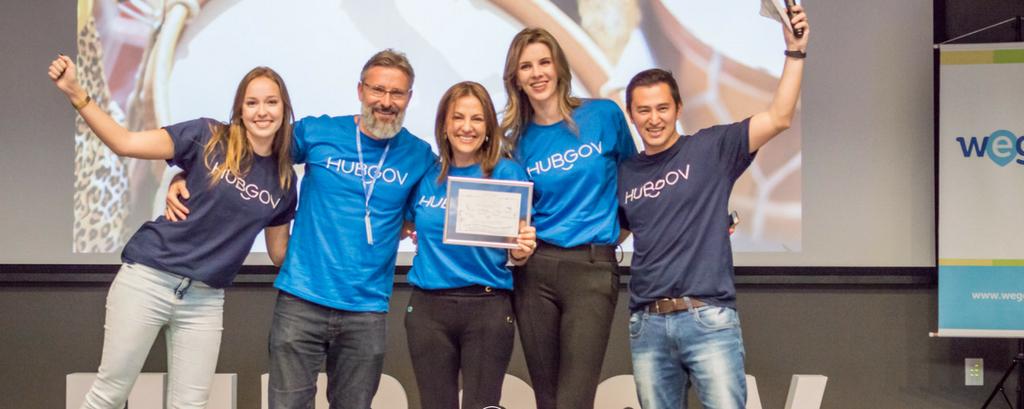 HubGov Stories: Entrevista com premiados