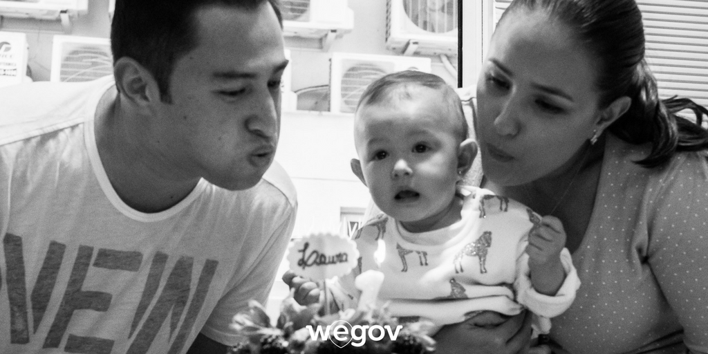 Aniversário de 3 anos WeGov