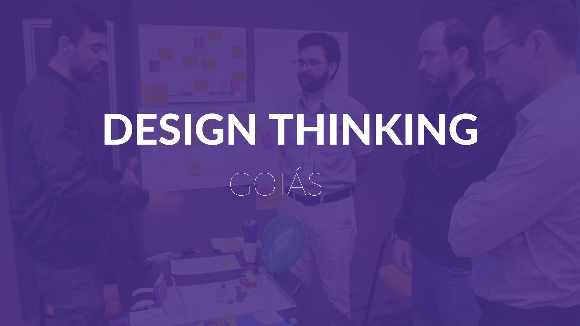 Oficina Design Thinking no Setor Público