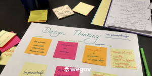 Design Thinking – HubGov 2018