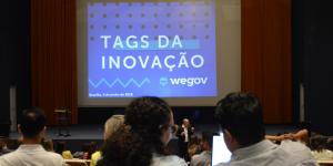 Tags da Inovação: evento de sucesso!