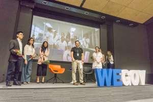 101 Dias inovadores com WeGov